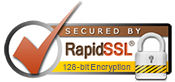 Ucredo is protected by RapidSSL