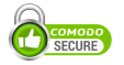 Ucredo is protected by Comodo SSL